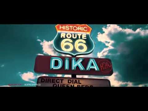 Dika - H24 - (Clip Officiel)
