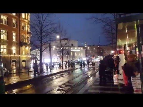 Helsinki in December