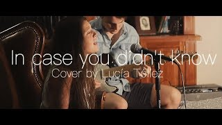 In case you didn´t know - Brett Young (Cover)