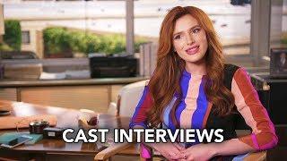 famous in love season 2 cast interviews hd bella thorne series