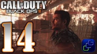 Call Of Duty: Black Ops 2 Walkthrough - Part 14 - Fallen Angel
