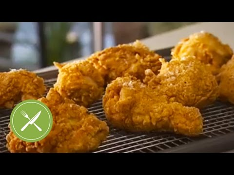 Southern Fried Chicken | Kitchen Daily