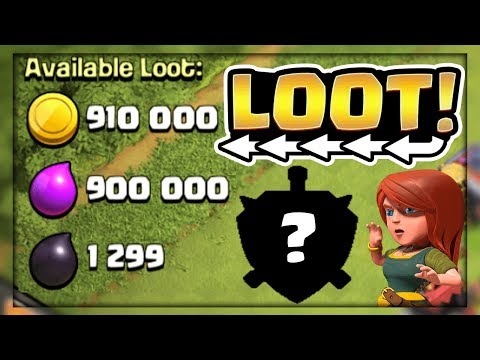 Best League for Massive Loot TH 8 | TH 8 GiWiz Farming Army | Clash of Clans