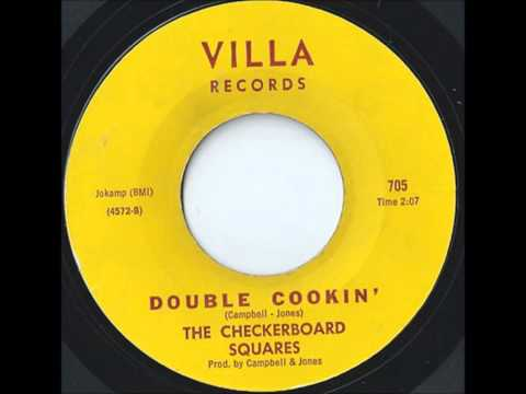 Checkerboard Squares ...Double cookin'..  1966 .