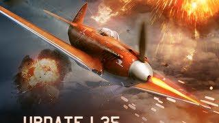 War Thunder - Update 1.35