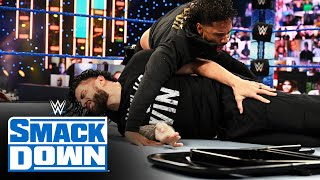 Jey Uso makes Roman Reigns see double en route to Hell: SmackDown, Oct. 23, 2020