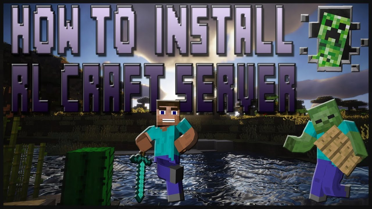 How To Install A Rl Craft Server Fast Easy Under 5 Minutes