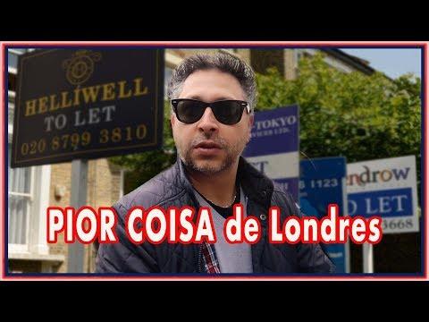 Brasileiros DEIXANDO Londres