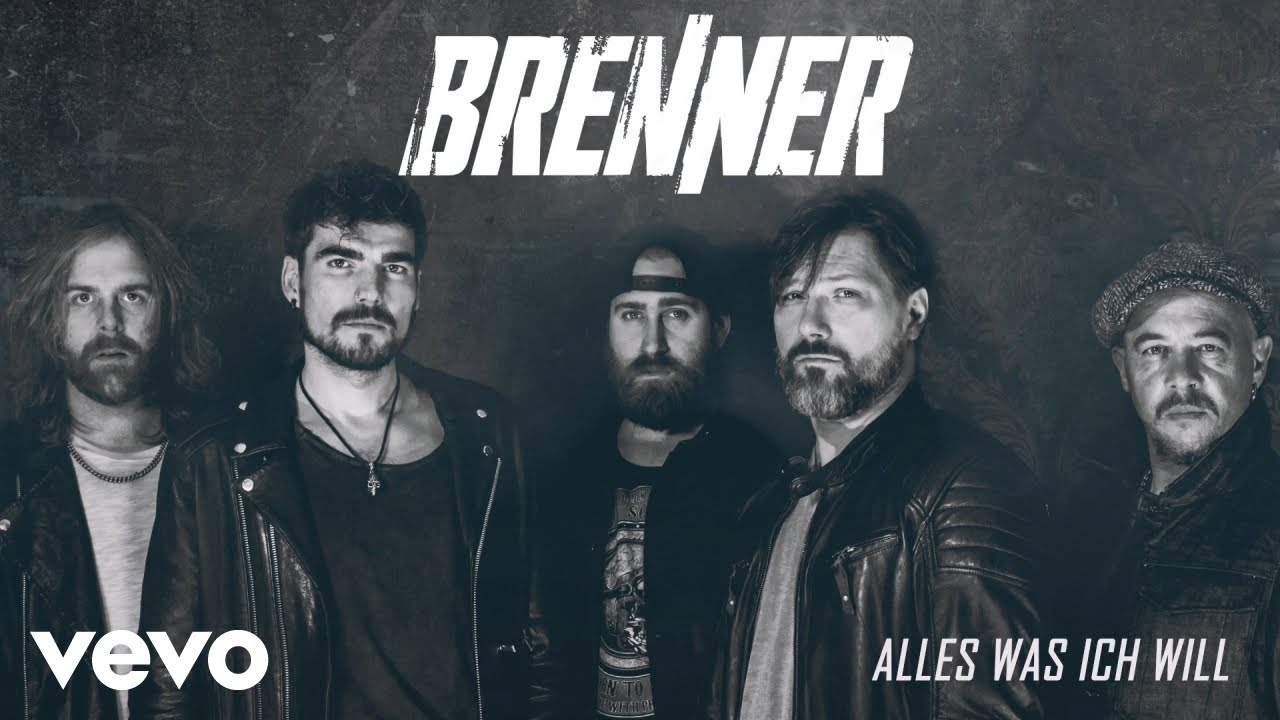 Brenner - Alles was ich will (Audio)