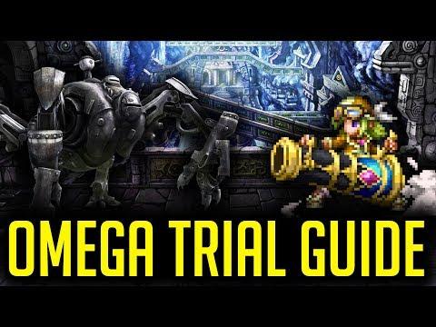 Ancient Hellbringer Omega Trial Guide -  [FFBE] Final Fantasy Brave Exvius