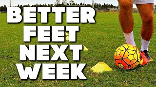 11 Soccer Drills To Improve Soccer Dribbling Skills - Soccer Dribbling Drills