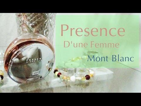 6de28dc615d VEDA Presence D une Femme de Mont Blanc - YouTube