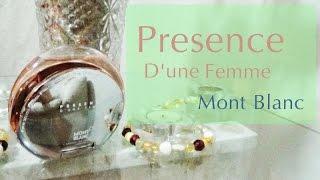#VEDA Presence D'une Femme de Mont Blanc