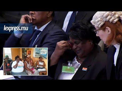 Chagos: le bouleversant récit de Liseby Elysé