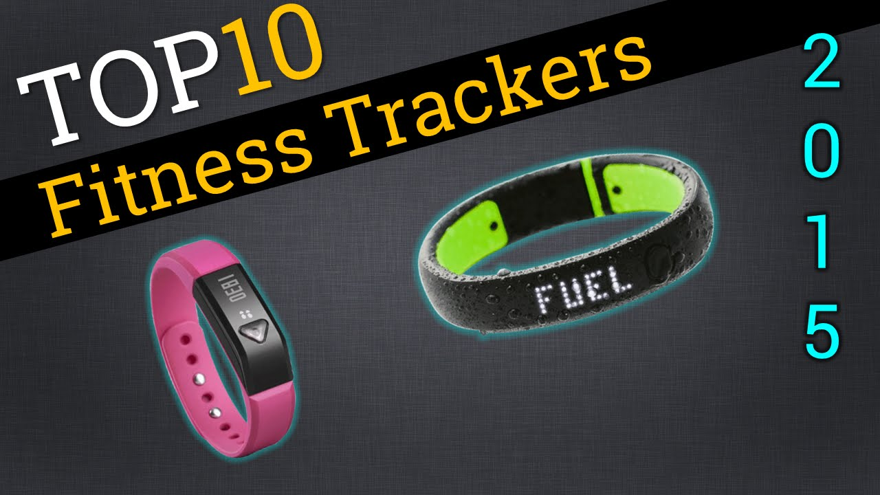 fitness trackers best tracker