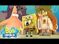 Minecraft: Who's Your Family? - A FAMÍLIA RETARDADA DO BOBESPONJA! ( SpongeBob )