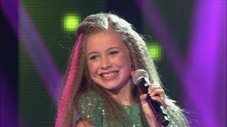 Junior Songfestival - Kim met Digidoe - Halve finale (2012)