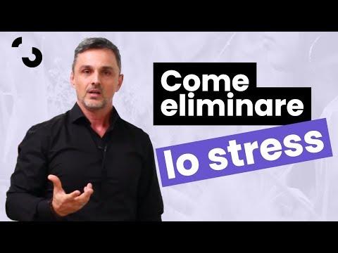 Come eliminare lo stress   Filippo Ongaro