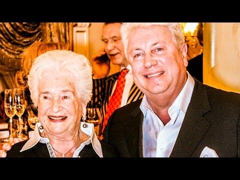 Винокур показал последнее прижизненное фото Кобзона и своей матери — потерял двух близких людей!