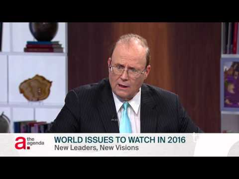 Matthew Fisher: World Issues to Watch in 2016