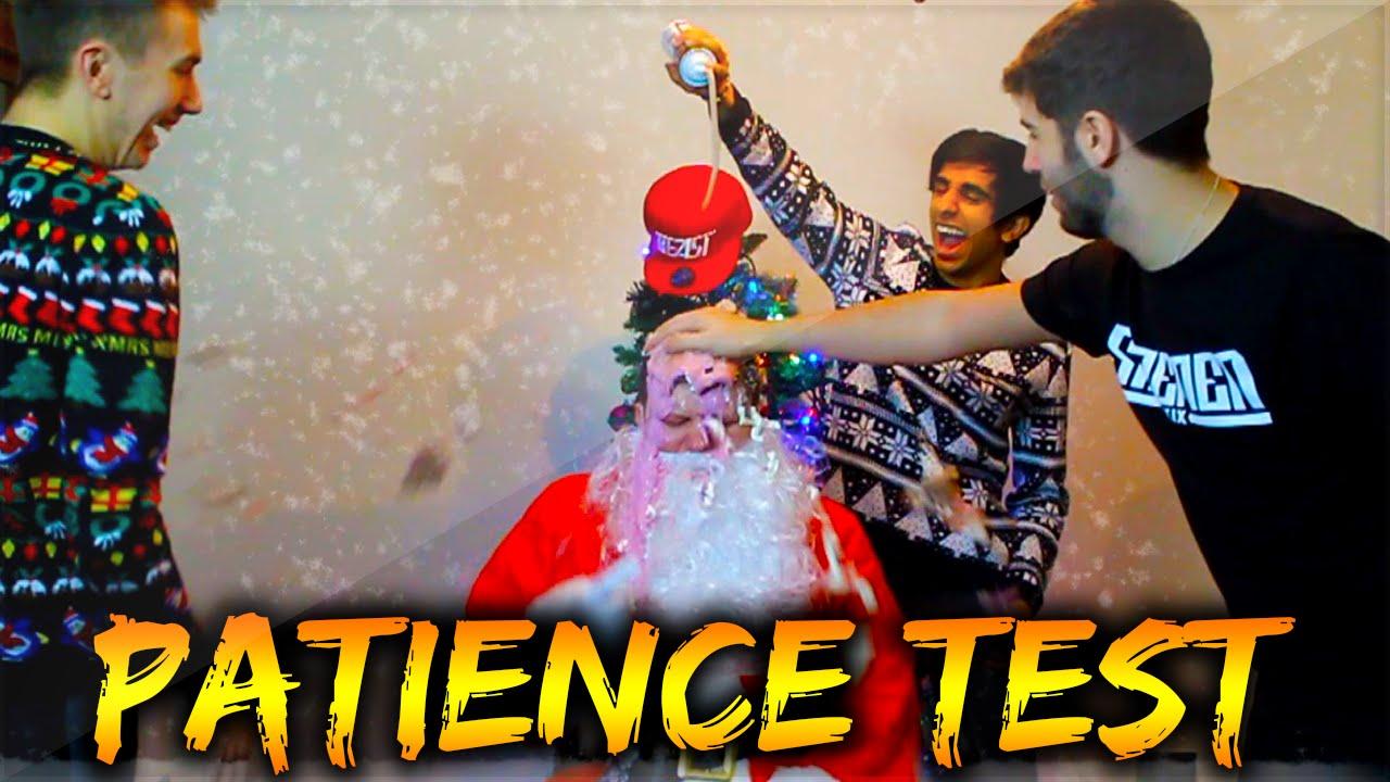 patience test