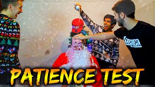 SIDEMEN CHRISTMAS PATIENCE TEST