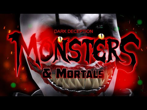 Dark Deception Monsters Mortals Teaser Trailer Youtube