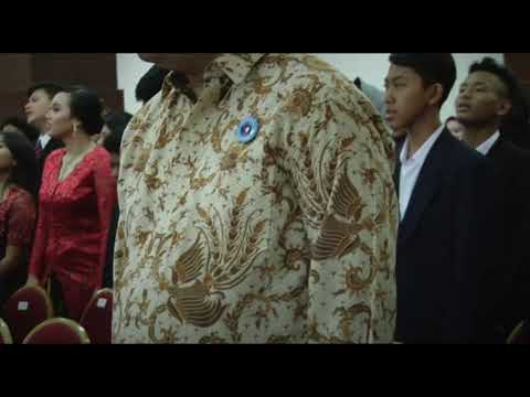 Pelepasan Siswa SMP Negeri 8 Jakarta 3 Juni 2017 Part 01