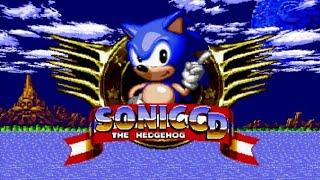 Sonic CD de Apertura [ Animación ]