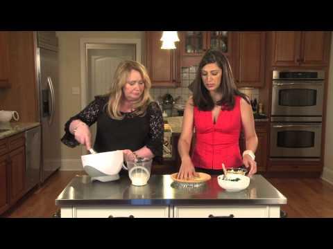 Quiche With Spinach & Gruyere Cheese : Gourmet Quiche Recipes