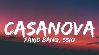 FARID BANG, SSIO - CASANOVA (Lyrics)