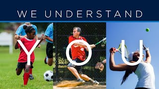 Sports Medicine Physicians - We Understand You