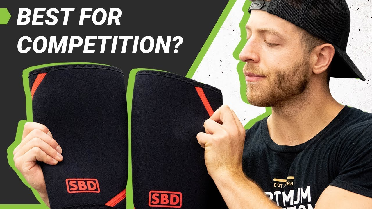 f075d7fa2d SBD Knee Sleeves Review — How Do They Fit? - BarBend