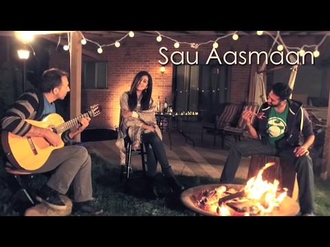 Sau Aasmaan (Cover) - Jonita Gandhi ft. Anton...