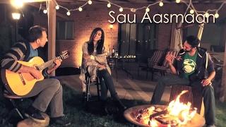 Download Sau Aasmaan (Cover) - Jonita Gandhi ft. Anton Apostolov & Mandeep Gandhi Mp3 and Videos