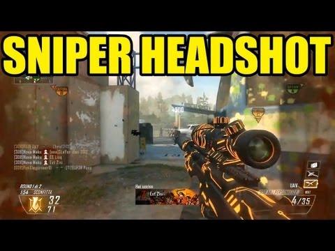 Play BEST Black Ops 2 COD SHOT OF THE WEEK #5 | SPECIAL TRIPLE HEADSHOT