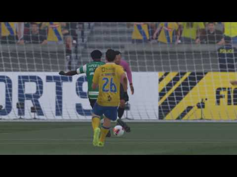 FIFA 17 Arouca VS Sporting Lisbon
