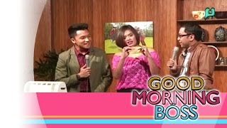 [good Morning Boss] Cooking Master Boss: 5min Egg Sandwich [06|23|15]