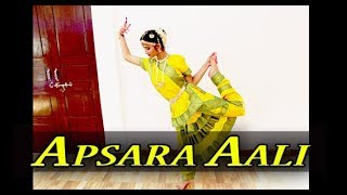 Apsara Aali  * Aaja Nachle * Tal Se Tal | Semi Classical Dance Choreography | Style Dance Class