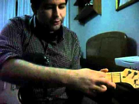 Guitar Lesson :: The Connells - 74 75 - YouTube