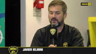 Javier Ielmini - Obras Basket (11-08-2017)
