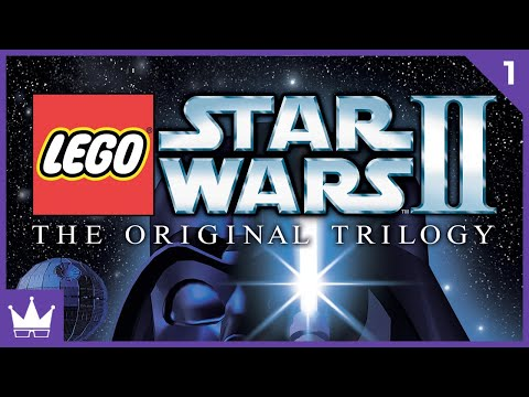 Twitch Livestream | Lego Star Wars II: The Original Trilogy Part 1 [Xbox One/360]