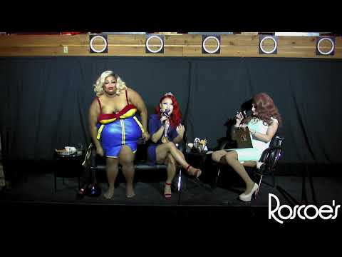 Roscoe's RPDR S11 Premiere Viewing Party with T Rex, Silky Ganache, and Soju!
