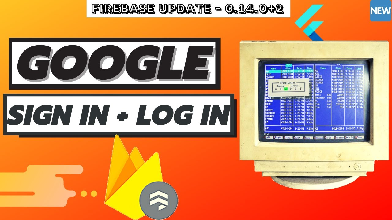 Google SignIn From Scratch with Updated Firebase🔥