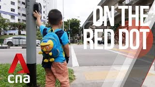CNA | On The Red Dot | S8 E14: Old Enough! - These kids cross the road alone for the first time
