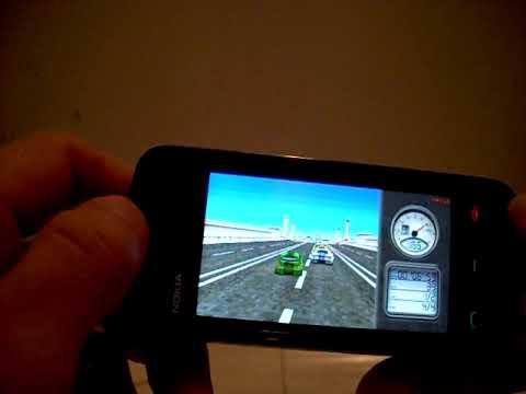 Global Race. Игры для Nokia 5530 (s60v5). 3D.