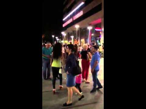 الفرح والرقص في شوارع ارمينيا Armenia Youtube
