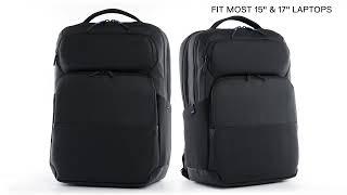 Dell Pro Backpack 15 (PO1520P) 460-BCMN 1Y4TN, 2J9XN, PO-BP-15-20