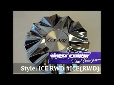 LEXANI Wheel Center Caps @ WEST COAST WHEEL FACTORY Replacement Rim Covers BEST PRICES