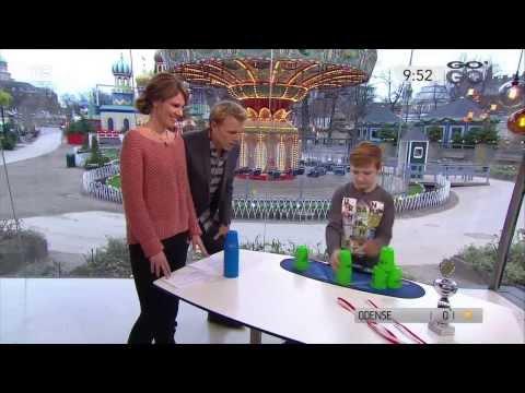 Europe Champion in Speed Stacking 2013 - Danish Mikkel 12 years old